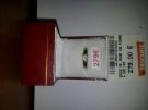 BAGUE OR JAUNE 18K PIERRE BLC 4.3GR t55
