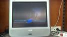 DR TELE PHILIPS FLAT TV AVEC TELEC 37CM ACC 8