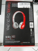 CASQUE MONSTER SOLO HD