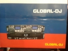 GLOBAL-DJ TWIN CD/MP3/SD PLAYER