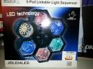 JDL034LED 6-LED LAMP RUNNING
