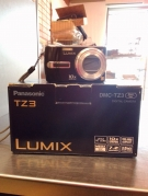 AP PHOTO LUMIX TZ3 7MP