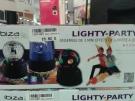 LIGHTY-PARTY MINI LIGHTING PARTY SET