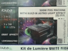 LSM500ASTRO  500W FOG MACHINE +ASTRO