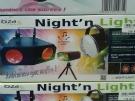 NIGHT+LIGHT LED + LASER EFFECT HOME