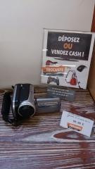 CAMESCOPE JVC GZ-MG20E HDD 20GO