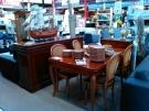 CL S A M ST LP BUFFET + TABLE +4 CHAISES CLE 129