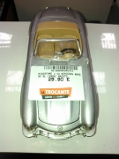 MINIATURE 1/18 MERCEDES BENZ 190 SL (1955) MAISTO