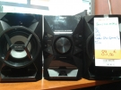 CHAINE HIFI CD FM MP3 USB STATION IPOD/IPHONE