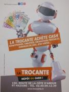 LA TROCANTE DE ST NAZAIRE RECHERCHE MATERIEL HIGH TECH