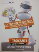LA TROCANTE DE ST NAZAIRE ACHETE CASH TV LCD LED PLASMA/CONSOLES ET JEUX VIDEO..