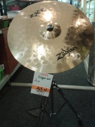 CYMBALE 20P ZILDJIAN ROCK RIDE