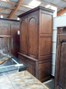 BUFFET 2 CORPS CHENE ANCIEN
