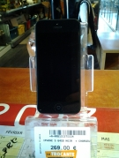 IPHONE 5 64GB NOIR  + CHARGEUR