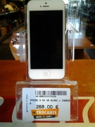 IPHONE 5 64 GB BLANC + CHARGEUR