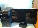 UC ACER PENTIUM 2X2.6 4GB DDR3 1TO HDD+ECRAN HD +ACCESS