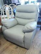 FAUTEUIL RELAX GRIS CLAIR