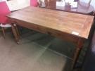 TABLE FERME MERISIER ANCIENNE 2T