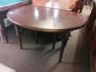 TABLE VOLETS 6PIEDS + 4 ALLONGES