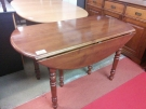 TABLE A VOLET AULNE 6P + 4 ALL
