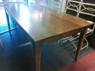 TABLE FERME 2 ALLONGES