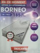 BORNEO 90 MATELAS MOUSSE 90X190