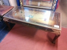 TABLE BASSE RECT ST ASIAT PLATEAU VERRE