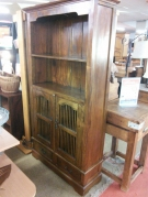 BIBLIOTHEQUE ST INDO 2B AJOURE 2T ETAGERE