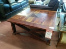 TABLE BASSE CARRE ST EXOT