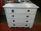 COMMODE ECRU 4T