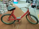 VELO STRUCTURE SOLEX ROUGE