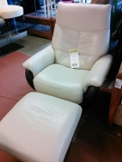FAUTEUIL RELAX + POUF