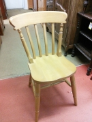 SERIE 4 CHAISES ST WESTERN