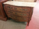 COMMODE GALBEE MARQUETTERIE 3T