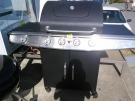 BARBECUE GAZ TGM BLOOMA TEXAS