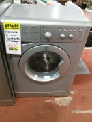 MACHINE LAVANTE SECHANTE INDESIT GRISE